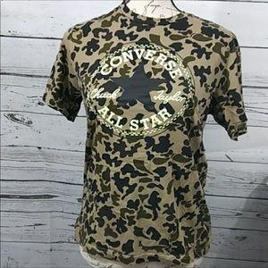 Converse Chuck Taylor Camo T-shirt